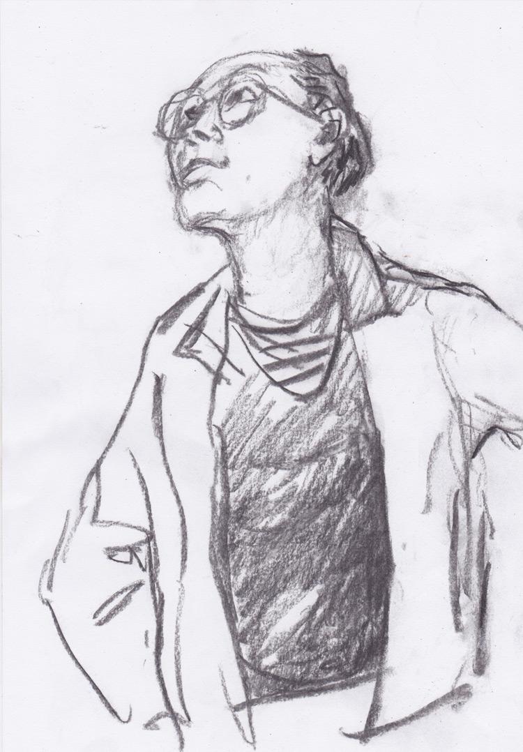 Ian McGilvray - Drawing